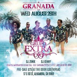 Image for Grupo Extra Live Concert