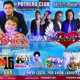 Image for Bailazo Romantico Y Costeño Los Yonics ,Apache 16, Industria del Amor y mas En Cudahy, CA