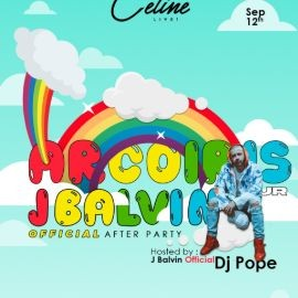 Image for J BALVIN OFFICIAL AFTER PARTY