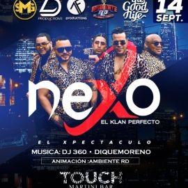 """Image for Grupo tipico """"Nexo El clan perfecto"""" En concierto"""