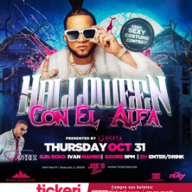 Image for El Alfa en Chicago