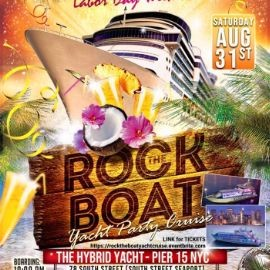 Image for Rock the Boat Party Cruise