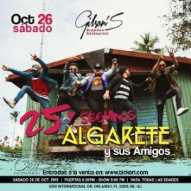 Image for Algarete en Orlando