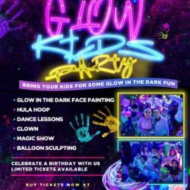Image for Disclo Glow Kids Party