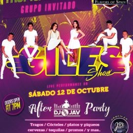 Image for Tropical Party Con Grupo Giles Show En Mission Viejo,CA