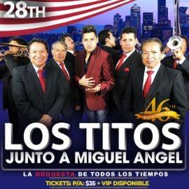 Image for LOS TITOS SIEMPRE TITOS Y MIGUEL ANGEL