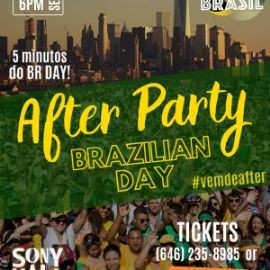 Image for Official Brazilian Day Parade After Party At Sony Hall