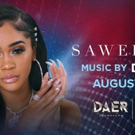 Image for Labor Day Weekend Saweetie Live At Daer Nightclub In Atlantic City
