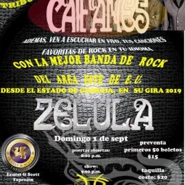 Image for Tributo A Caifanes - Zelula