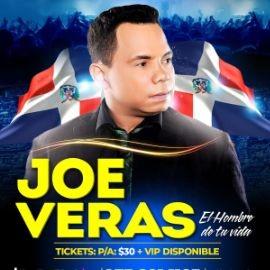 Image for Joe Veras En Concierto En Newark,NJ