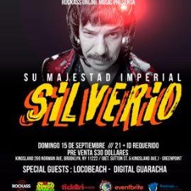 Image for Silverio en concierto New York