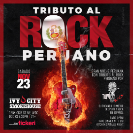 Image for Tributo al Rock Peruano