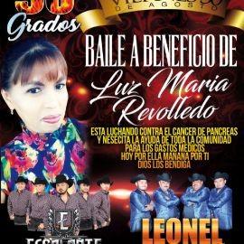Image for Baile a Beneficio De Luz Maria Revolledo Con Escalante  Leonel y Su Rancho En Manassas,VA