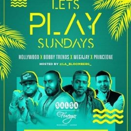 Image for Let's Play Sundays DJ Bobby Trends Live At Salsa Con Fuego