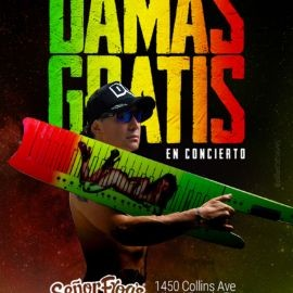 Image for DAMAS GRATIS EN MIAMI