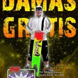 Image for DAMAS GRATIS EN NEW JERSEY