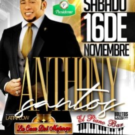 Image for ANTHONY SANTOS EL MAYIMBE