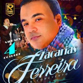 Image for Zacarias Ferreira En Concierto En Las Vegas,NV