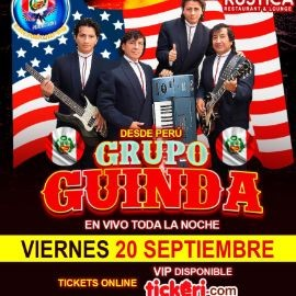 Image for Grupo Guinda En Vivo En West Orange,NJ