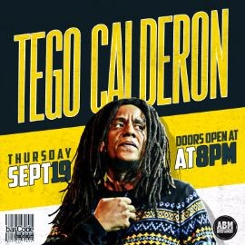 Image for Tego Calderon Performing LIVE