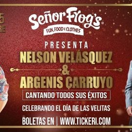Image for Nelson Velasquez & Argenis Carruyo