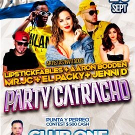 Image for PARTY CATRACHO-Lipstickfables, Mr jc, Aaron bodden, El packy, Jenni d