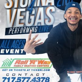 Image for Stunna 4 Vegas live at ROLL R WAY