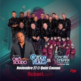 Image for Grupo Niche, Oro Solido,Sonora Dinamita [ Vilma Diaz ]
