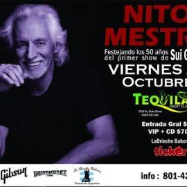 Image for NITO Mestre En UTAH -2da Vuelta- 50 Años de SUI GENERIS