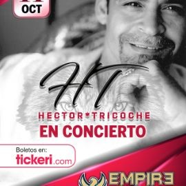Image for Hector Tricoche LIVE at Empire Lounge!