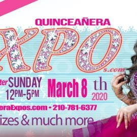 Image for Dallas Quinceanera Expo March 8th 2020 at the Arlington Convention Center