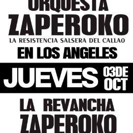 Image for Orquesta Zaperoko La Resistencia Salsera Del Callao en Los Angeles