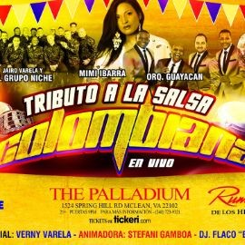 Image for Tributo a la Salsa Colombiana
