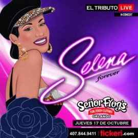 "Image for SELENA ""Forever""  EL TRIBUTO"