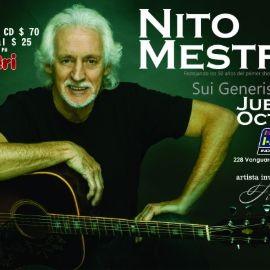 Image for NITO MESTRE EN ORLANDO
