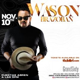 Image for Wason Brazoban Live In Concert