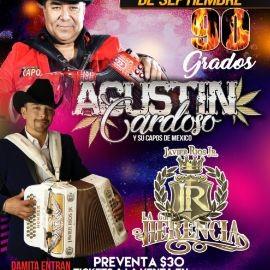 Image for Agustin Cardoso y sus Capos y Javier Rios JR y La Gran Herencia
