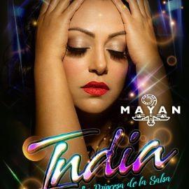 Image for India La Princesa De La Salsa En Concierto En Los Angeles,CA