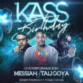 Image for Let's Play Sundays DJ Kass Birthday Bash Messiah & Tali Goya Live With DJ Bobby Trends At Salsa Con Fuego