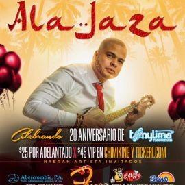 Image for Ala Jaza y Mas En Concierto En Orlando,FL