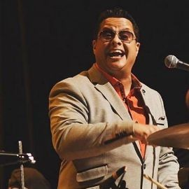 Image for TITO PUENTE JR. & HIS ORCHESTRA WITH SPECIAL GUEST MELINA ALMODOVAR