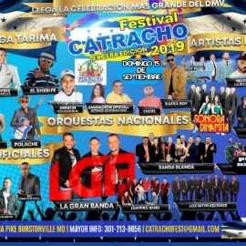 Image for FESTIVAL CATRACHO 2019 MARYLAND