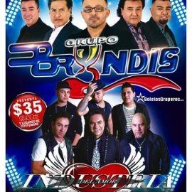 Image for Grupo Bryndis E Industria Del Amor En Concierto En  Wilmington,DE