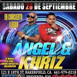 Image for Angel & Khriz En Concierto En Bakerfield,CA