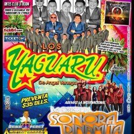 Image for Los Yaguaru Sonora Dinamita Y Mas En  Houston,TX