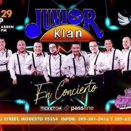 Image for Junior Klan En Concierto En Modesto,CA