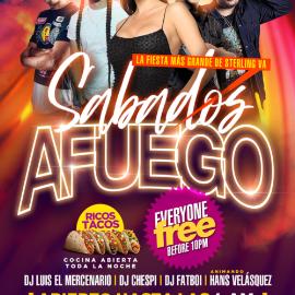Image for Sabados AFUEGO