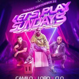 Image for Let's Play Sundays DJ Camilo Live At Salsa Con Fuego