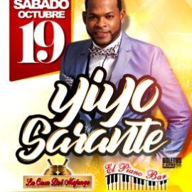 Image for YIYO SARANTE EN CONCIERTO BAILABLE // PARA BOLETOS VIP LLAMAR AL 646-228-8987