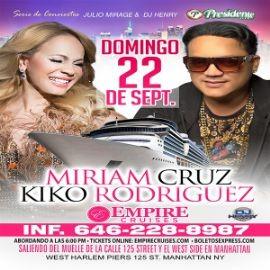 Image for Miriam Cruz & Kiko Rodriguez